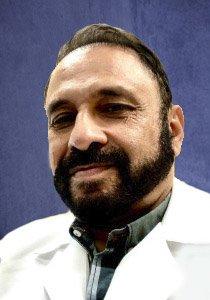Dr. Sayed Naqvi, MD