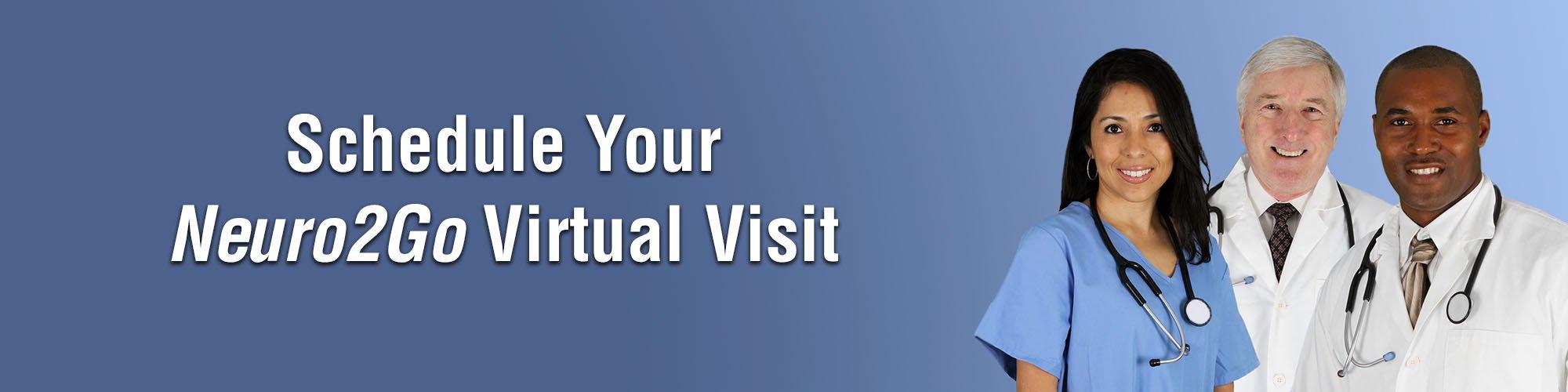 Neuro2Go virtual visit